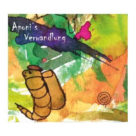APONIS VERWANDLUNG - AUDIO CD